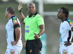 SA referees prominent in June Tests