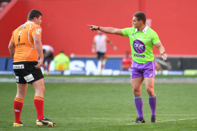 2019 Super Rugby Referees´ Panel