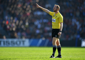 Referees to 21 April 2019